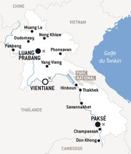 carte-Laos