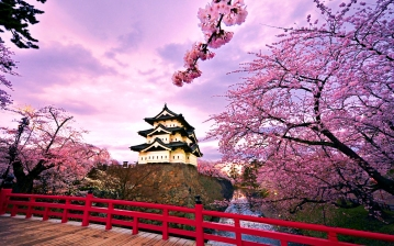 Osaka-Japan-Castle-Wallpaper