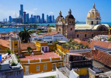 Cartagena de Indias; Shutterstock ID 672559708