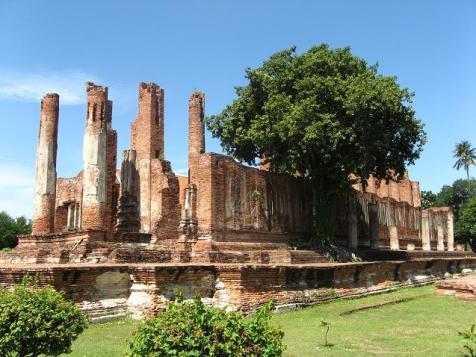 Thailand_Ayutthaya_Wat_Thammikarat
